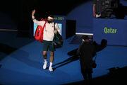 ФОТО. Падіння легенди. Федерер програв і вирішив знятися з іншого турніру