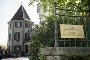 Источник: В Лозанне продолжается рассмотрение апелляции УАФ