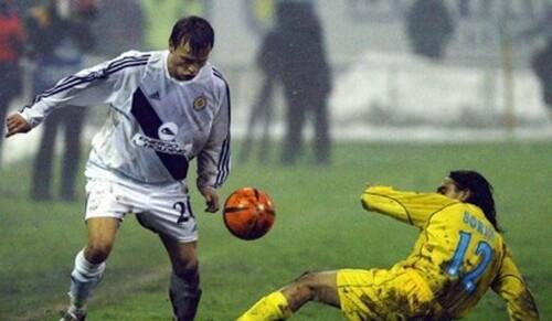 ВИДЕО. Как это было в 2005. Динамо и Вильярреал играли в Кубке УЕФА
