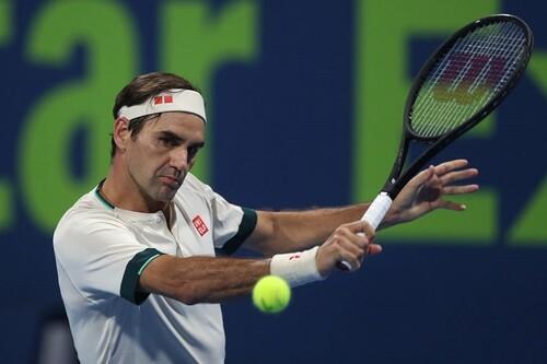 Доха. Федерер потерпел первое поражение после возвращения