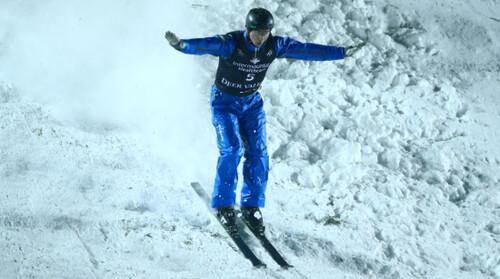 Абраменко не спас. На ЧМ по лыжной акробатике Украина показала 5 результат