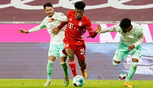 Вердер - Баварія. Прогноз і анонс на матч чемпіонату Німеччини