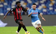 Милан - Наполи. Прогноз и анонс на матч чемпионата Италии