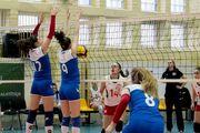 Женская сборная Украины U-16 осталась без медалей на EEVZA