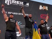 Новиков добыл убедительную победу на турнире World's Ultimate Strongman
