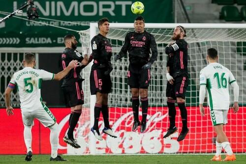 Реал – Эльче. Прогноз и анонс на матч чемпионата Испании