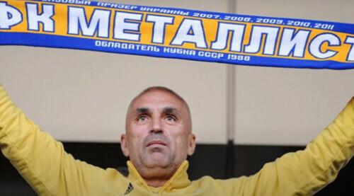 ЯРОСЛАВСКИЙ: «На Евро-2012 в Харькове потратил 300 миллионов долларов»