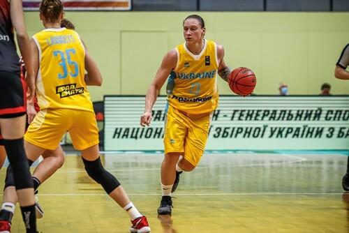 Ягупова отказывается играть за сборную Украины по баскетболу 3х3