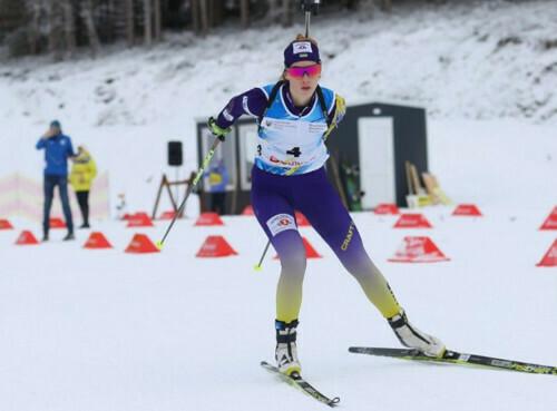 Обертиллиах. Украинки не попали в топ-40 спринта на Кубке IBU