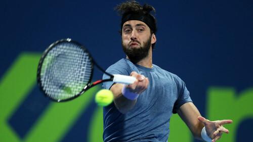 Обидчик Федерера взял титул в Дохе