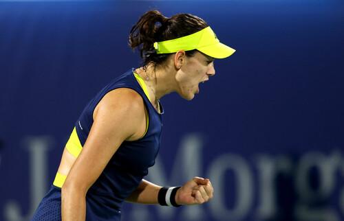 Первый титул за 23 месяца. Мугуруса выиграла турнир в Дубае