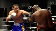 Шестая победа в профи. Выхрист в Гамбурге победил боксера из Венесуэлы