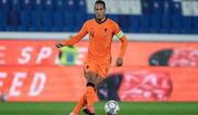 Соперник Украины - без топ-защитника? Ван Дейк вряд ли сыграет на Евро