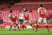 ВІДЕО. Фантастичний шедевр! Ламела забив Арсеналу шалений гол рабоною