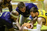 Турнирная таблица Суперлиги. Киев-Баскет выиграл дерби у Будивельника