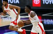НБА. Хьюстон уступил в 16-м матче подряд, Оклахома побеждает без Михайлюка