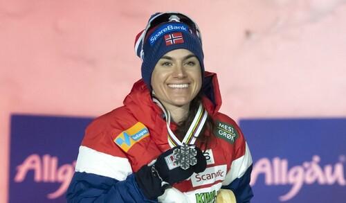 Лыжные гонки. Хейди Венг завершила сезон победой