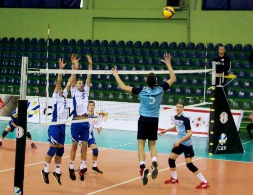 Сборная Украины U-17 на EEVZA заняла четвертое место