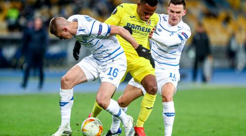 ЛЕОНЕНКО: «По сути, Динамо в матче с Вильярреалом создало один момент»