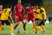 Вулверхэмптон – Ливерпуль – 0:1. Видео гола и обзор матча