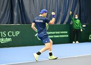Марченко на старте турнира в Биелле обыграл 18-летнего итальянца