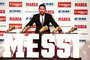 ФОТО. Новый рекорд. Месси забивает более 20 голов в ТОП-лигах 13 лет подряд