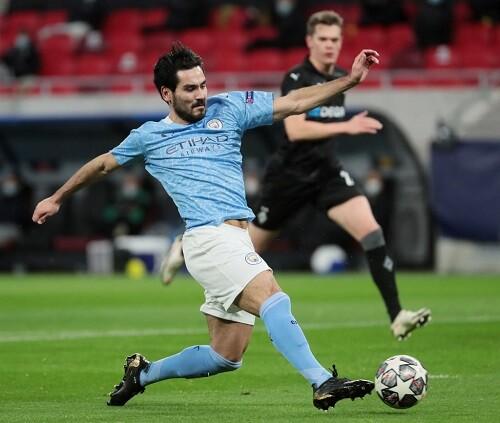 Манчестер Сити - Боруссия М - 2:0. Текстовая трансляция матча