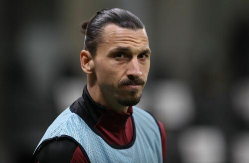 Ибрагимовича вызовут в сборную Швеции на матчи отбора на ЧМ-2022