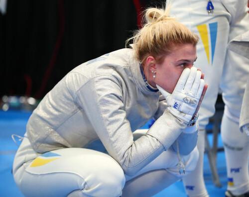 Украинские саблистки впервые остались без командной лицензии на Олимпиаду