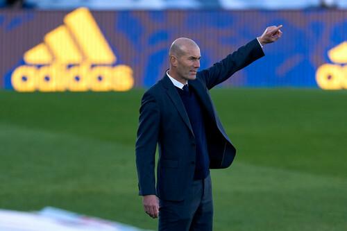 Зинедин ЗИДАН: «Аталанта приедет в Мадрид, чтобы выиграть матч»