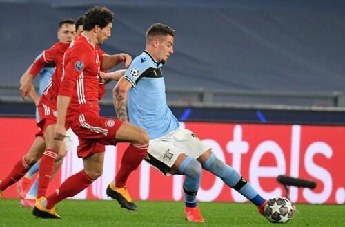 Бавария - Лацио. Прогноз и анонс на матч Лиги чемпионов