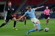 Де Брюйне забил 100-й гол Манчестер Сити в сезоне