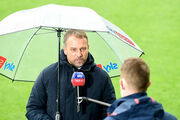 Ханс-Дитер ФЛИК: «Намерены выиграть у Лацио и ответный матч»