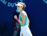 Завацкая в упорном матче проиграла россиянке на турнире в Санкт-Петербурге