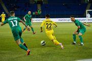 Харків'яни здобули три очки в грі з дебютантом ліги