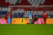 ВИДЕО. Бавария открыла счет. Левандовски реализовал пенальти в ворота Лацио