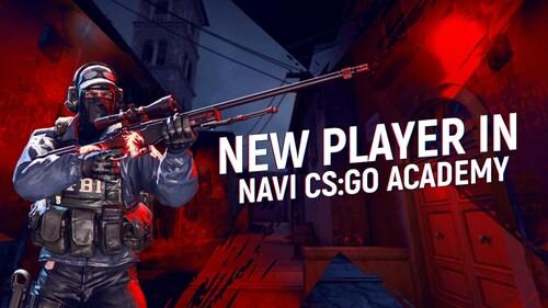Natus Vincere подписали 15-летнего игрока в CS:GO