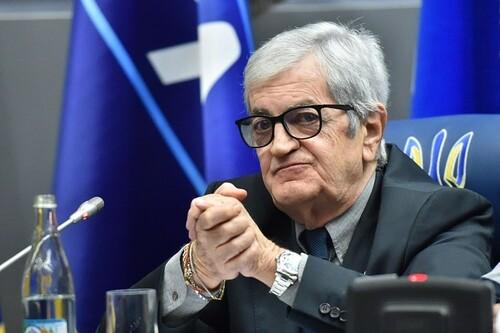Публікація приватного листування. УАФ відреагувала на скандал з Лучано Лучі