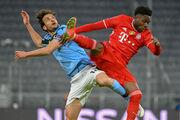 Хавбек Лацио: «Бавария поразила постоянной заряженностью на борьбу»