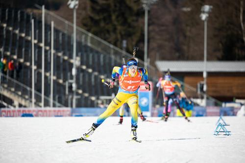 Лінн ПЕРССОН: «Наші спортсмени відмінно замінили тренера»