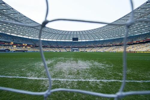 В УАФ планируют матчи сборной проводить в Киеве. Зрители под вопросом