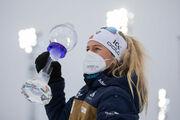 Экхофф выиграла Малый хрустальный глобус в зачете персьютов