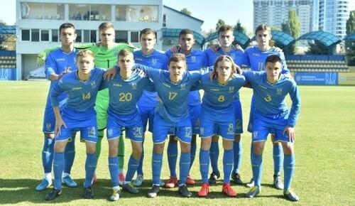УАФ скасувала збір і контрольні матчі збірної України U-18