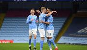 Манчестер Сити с Зинченко в составе пробился в полуфинал Кубка Англии