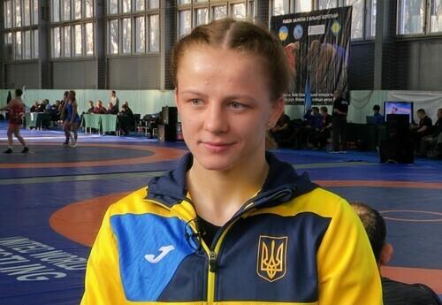 Украинка Коляденко выиграла олимпийский квалификационный турнир по борьбе