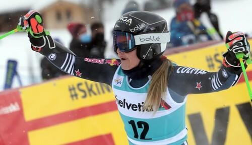 Горные лыжи. Робинсон завершила сезон победой