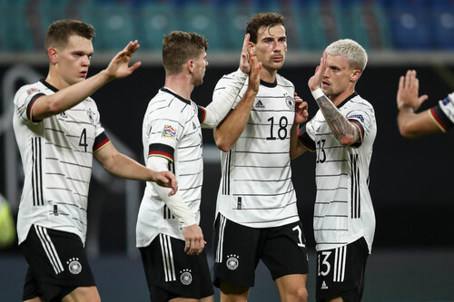 Германия – Исландия. Прогноз и анонс на матч квалификации ЧМ-2022