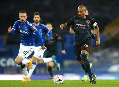 Эвертон — Манчестер Сити — 0:2. Видео голов и обзор матча
