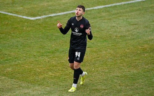 Украинский форвард забил первый гол за Нюрнберг во Второй Бундеслиге