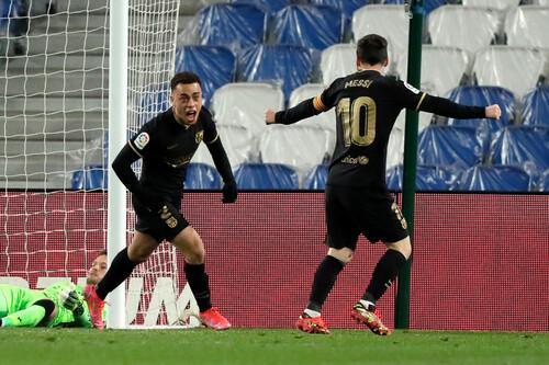 Дубли Месси и Деста. Барселона отправила 6 мячей в ворота Реала Сосьедад